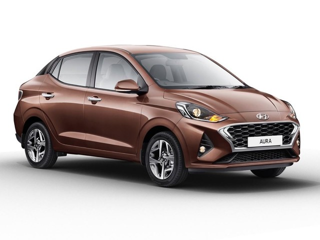 Hyundai Aura Launched, Priced From Rs. 5.79 Lakhs