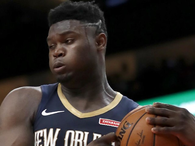 Zion Williamson's knee injury was only caught because of a precautionary MRI, and the debate over his weight is divided