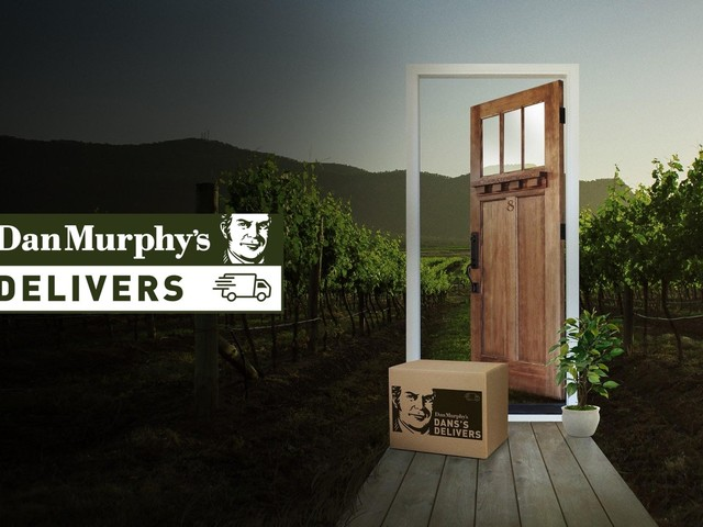 Dan Murphy's pushes delivery credentials in lockdown campaign
