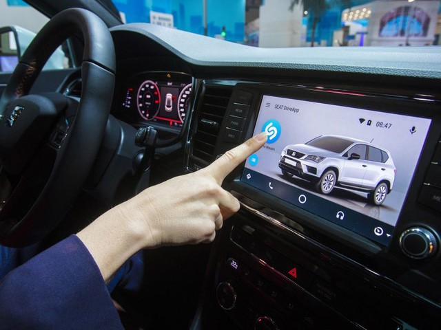 Shazam on the road: why music is the next big step for connected cars