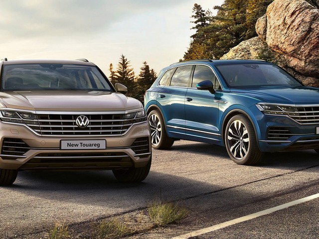 New VW Touareg Priced From £51,595 OTR In The UK, Place Your Orders Now