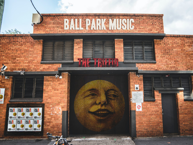 Good News Brisbane: Ball Park Music Have Announced A Residency At The Triffid