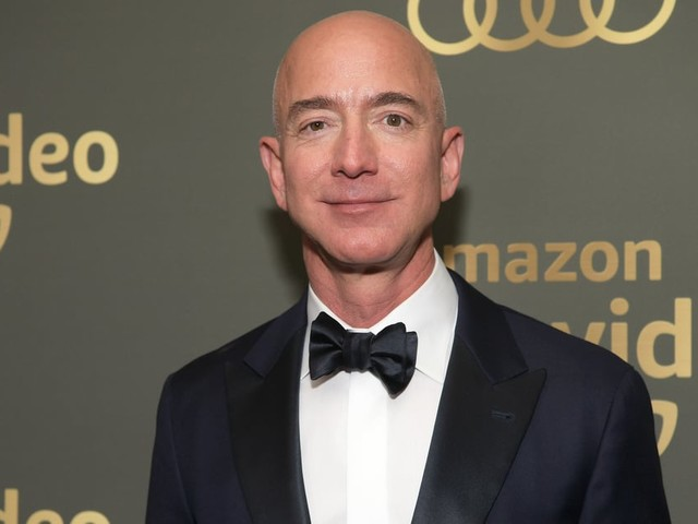 Amazon's Jeff Bezos Pledges $10 Billion to Fight the Effects of Climate Change