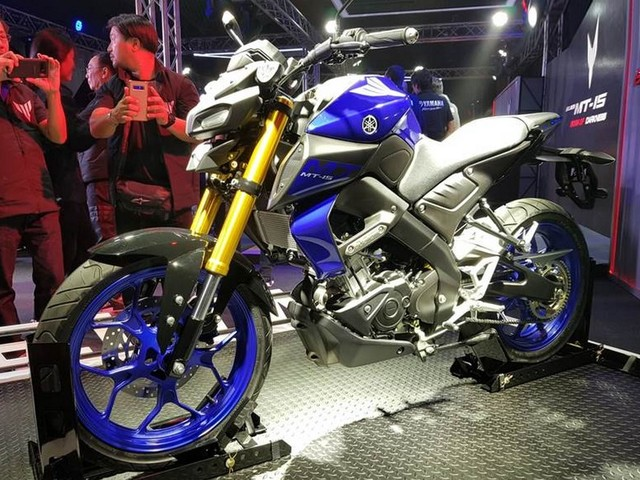 Yamaha MT-15 India Launch In 2019