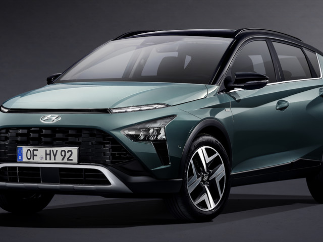 New Hyundai Bayon Joins Range As Entry-Level Subcompact SUV