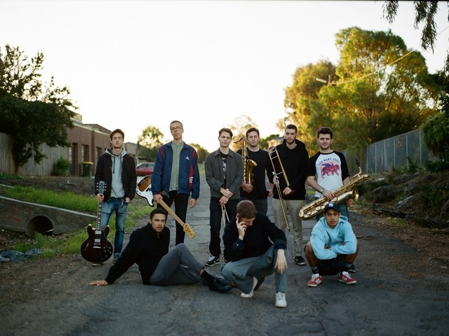 The Stranger Suite create our own fusion of a modern hip hop