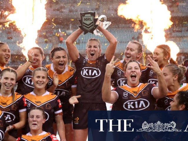 Broncos capitalise on dominant start to make it an NRLW hat-trick