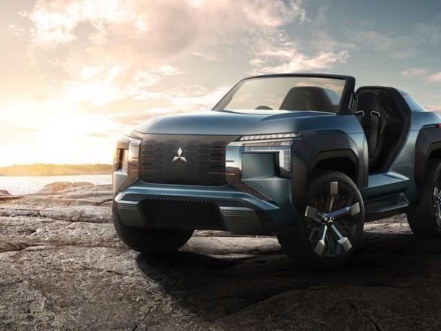 Mitsubishi's MI-Tech PHEV turbine-powered SUV makes its Tokyo debut - Roadshow