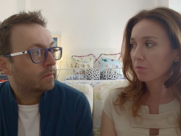 Four walls, no wedding and an online series