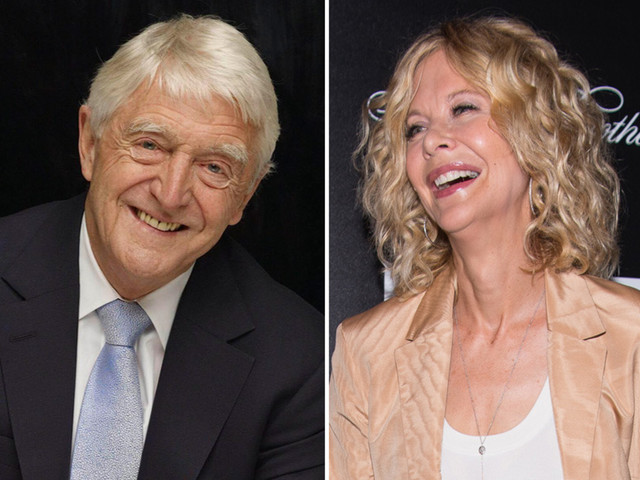 Michael Parkinson and Eamonn Holmes slam 'rude' Meg Ryan while comparing encounters