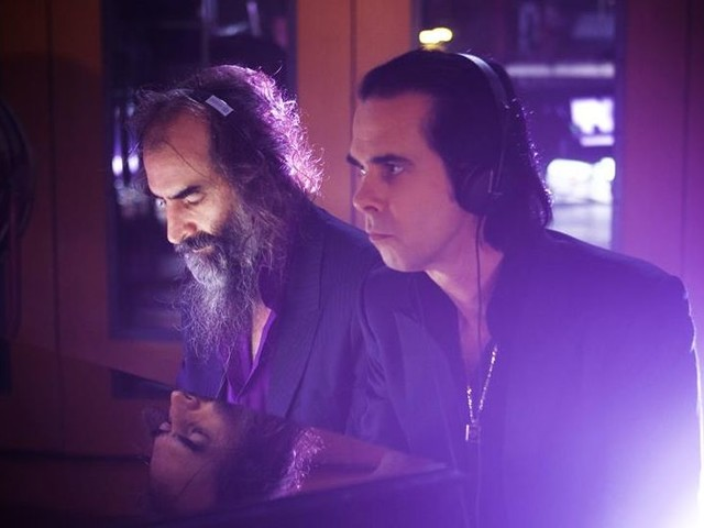 Nick Cave & Bad Seed Warren Ellis Are Doing A Free Live Chat & Listen-Along Sesh For The Movie Score They Wrote