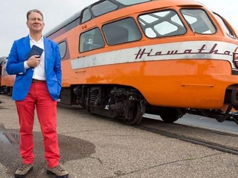Portillo's Greatest Railway Journeys