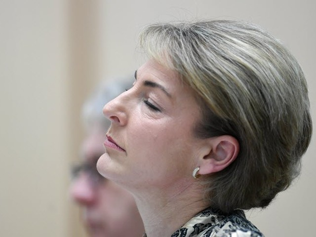 Either Michaelia Cash or the Australian Federal Police are lying. Which is it?