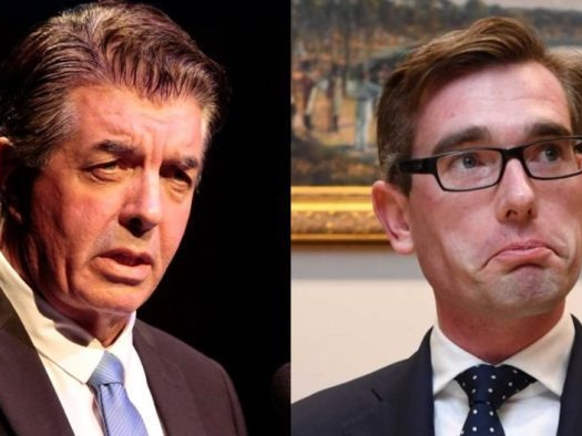 'A spoiled brat': Dominic Perottet backs down in NSW Liberal clash