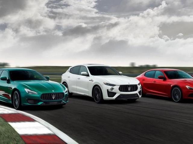 Maserati unveils new Trofeo models, including a twin-turbo V8-powered Ghibli - Roadshow