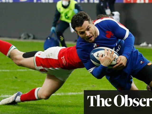 Brice Dulin's last-gasp try for France denies Wales grand slam