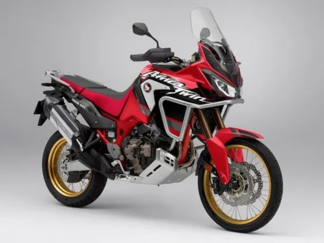 2020 Honda Africa Twin Will Be More Powerful