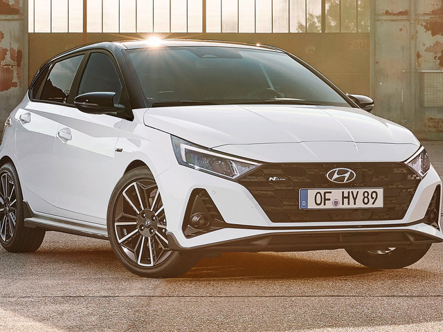 2021 Hyundai i20 N Line Has Sporty Looks And A 1.0-Liter With 118 HP