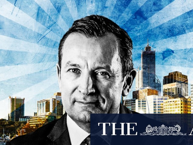 Ray of hope for WA's economy, 'state of the states' report shows