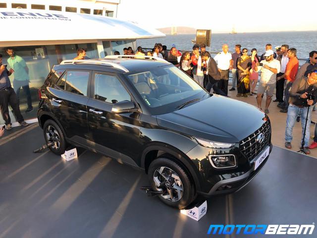Hyundai Venue Unveiled, Details Out