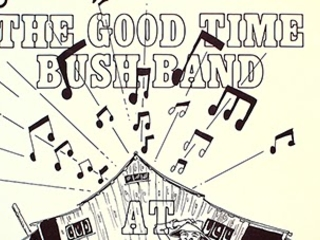 "The Good Time Bush Band ""At Parmy's Woolshed Berrima"" 1981 LP"