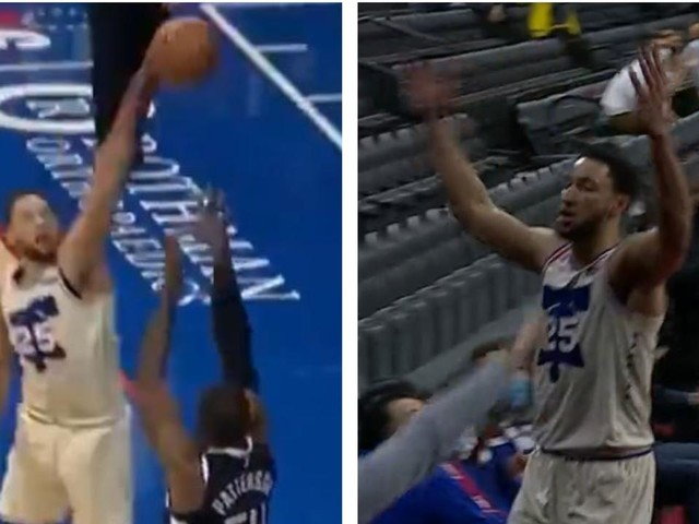 Simmons gloats after 'ridiculous' play; ANOTHER contender suffers injury blow: NBA Wrap