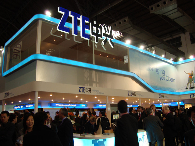 ZTE Shares Jump As US Lifts Supplier Embargo