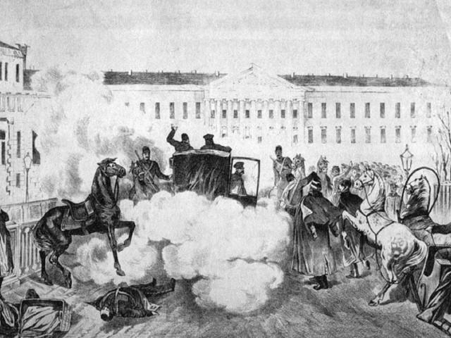 A forgotten history of terrorism