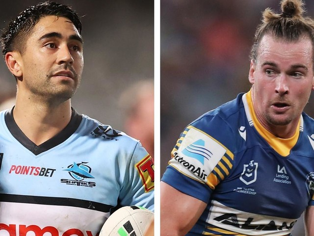 Eels' 'turbulent' fight to keep $4m of talent, Sharks' loan targets to cover Johnson: Transfer Whispers