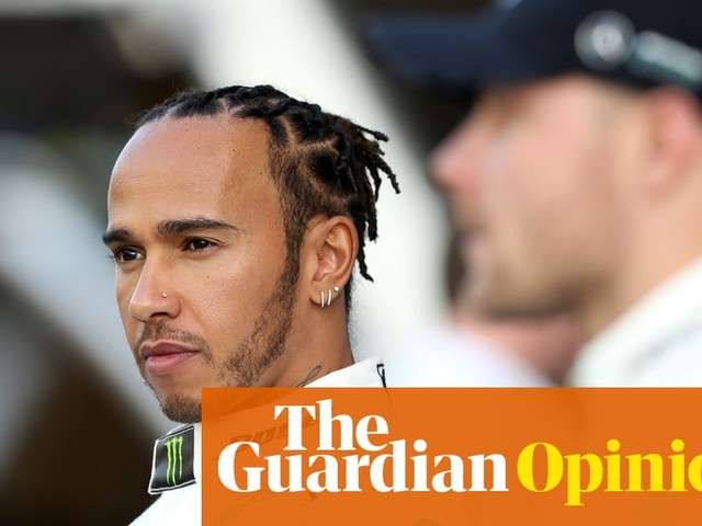 In calling out F1's silence over injustice, Lewis Hamilton is out in front once more