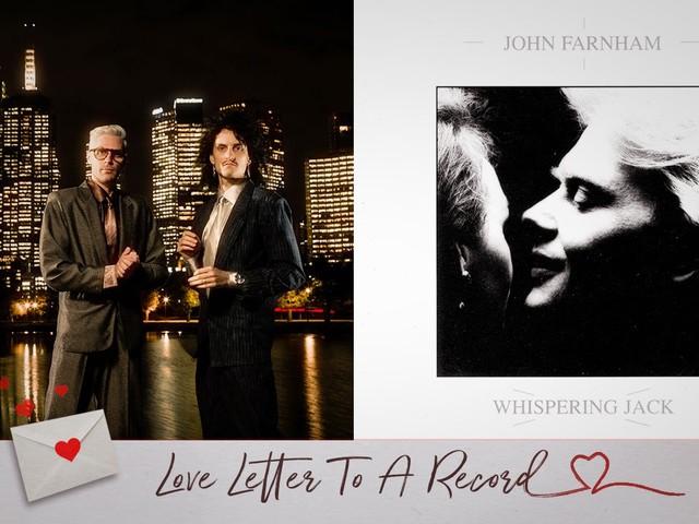 Love Letter To A Record: Client Liaison On John Farnham's 'Whispering Jack'