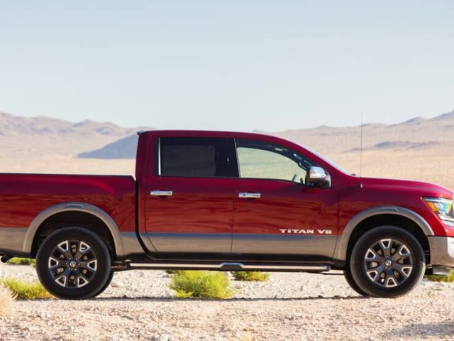 "Right-hand-drive production for Nissan Titan ruled out: Chances of a factory-delivered Ram 1500 rival now ""slim to none"""