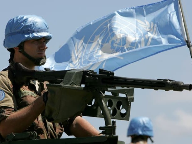 The United Nations has entered its darkest hour