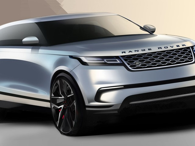 Range Rover Set To Launch Its First Electric Vehicle In Late 2021
