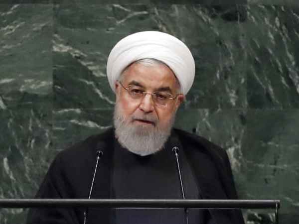 United Nations: Iran says Trump's administration 'misbehaving'