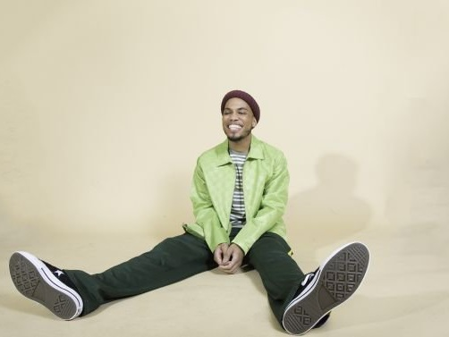 Anderson .Paak Just Wants To Make You Feel Good