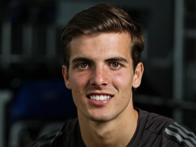 The Kangaroos curveball that left Hawthorn's father-son gun a touch nervy during the AFL draft