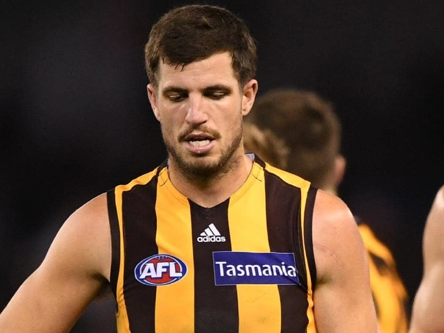 AFL 2019: Hawthorn chief executive Justin Reeves condemns actions of captain Ben Stratton