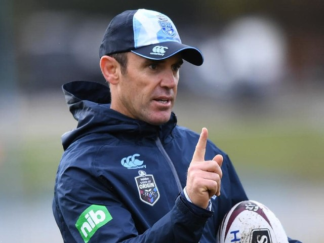 State of Origin: New South Wales coach Brad Fittler's 20-year first