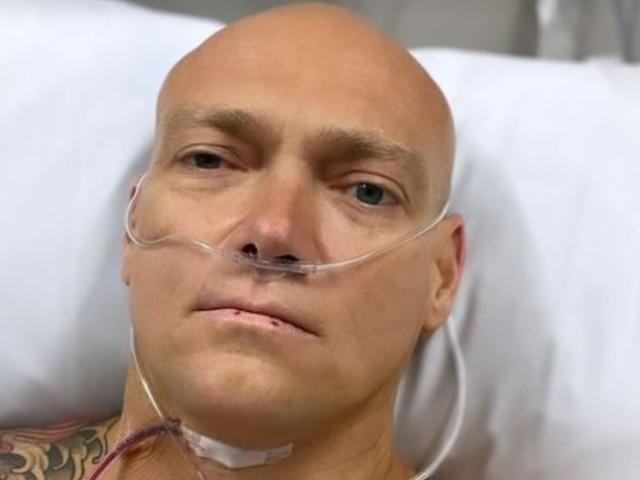 Olympics legend Michael Klim has surgery at cancer centre
