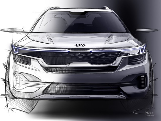 Kia small SUV on track for late 2019 launch