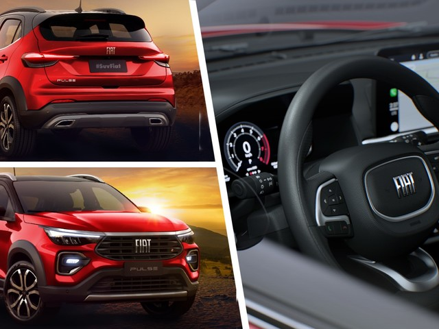 2022 Fiat Pulse Is A Budget-Friendly 'Baby' Crossover For South America