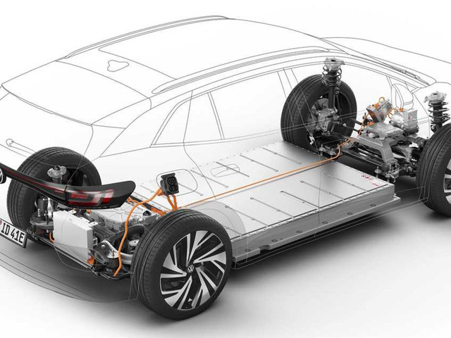 Ford Could Create More EVs Based On Volkswagen's MEB Platform