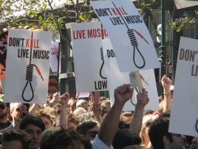 Lineup revealed for NSW Don't Kill Live Music Protest