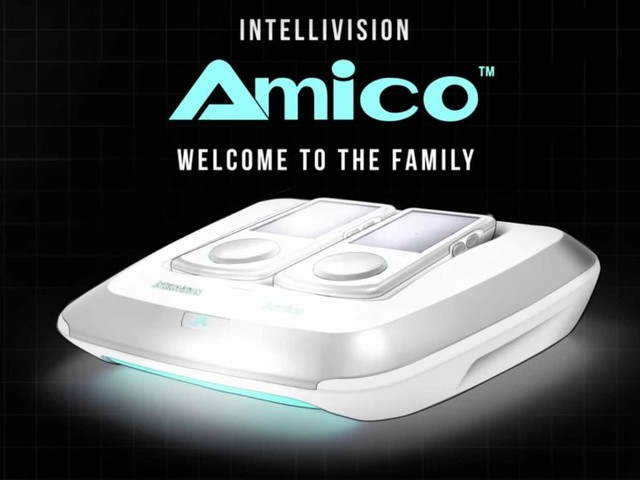 Intellivision Amico: can the retro revival console offer something new?