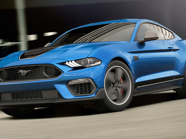 Ford Mustang Mach 1 Launching In Australia Next Year, Capped At 700 Units