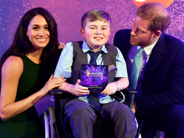 House Sussex: An Emotional Night at the WellChild Awards