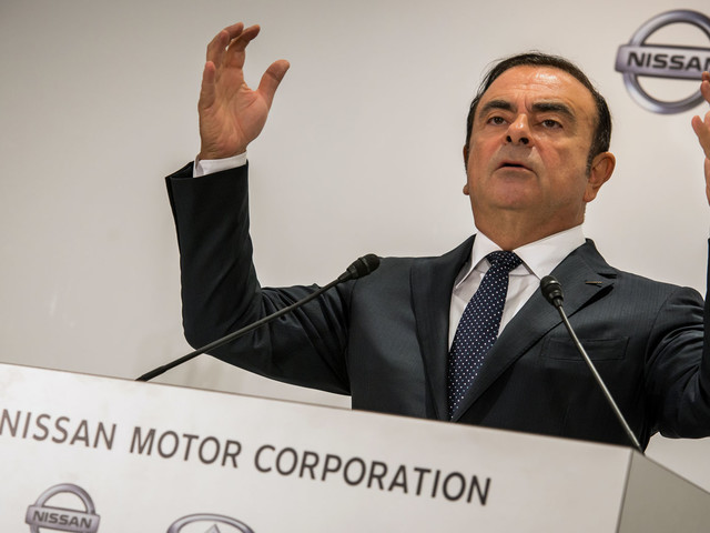 """Carlos Ghosn Says Nissan Has Become A """"Boring And Mediocre"""" Car Company"""