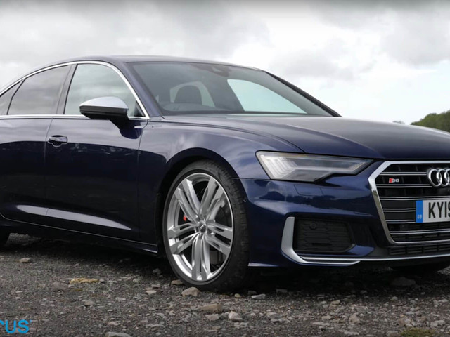 If You Like Audi's New-Gen A6, Then You'll Love The 2020 S6