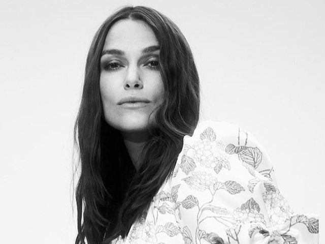 """""""So much pumping"""" Keira Knightley talks breastfeeding – and her bub's cute name"""